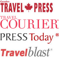 Subscribe to Canadian TravelPress, Travel Courier, PressToday and TravelBlast